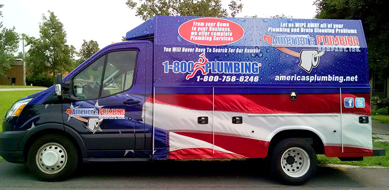 Pluming and Drain Cleaning Services - America's Plumbing in Bloomington, IL